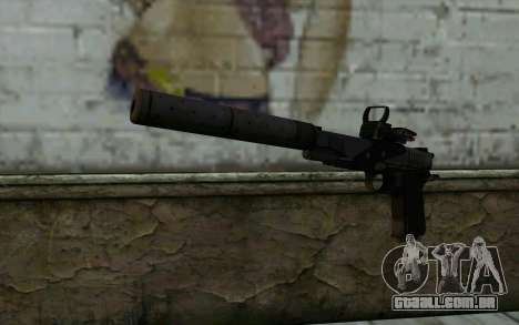 New  Silenced para GTA San Andreas