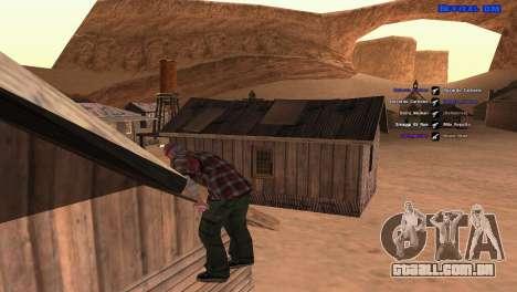 ped.ifp por Pavel_Grand para GTA San Andreas sexta tela