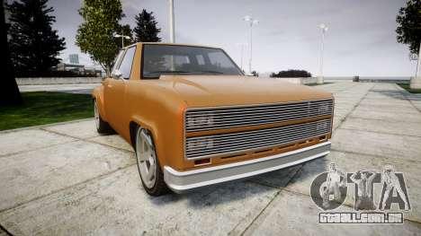 Vapid Bobcat Badass extended para GTA 4