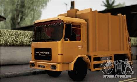 Roman Garbage para GTA San Andreas