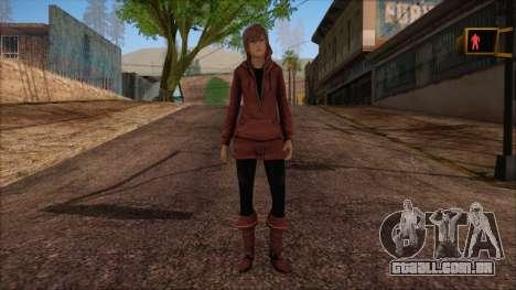Modern Woman Skin 17 para GTA San Andreas