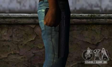 Grammaton Cleric Beretta v1 para GTA San Andreas terceira tela