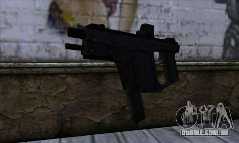 Tec9 from State of Decay para GTA San Andreas