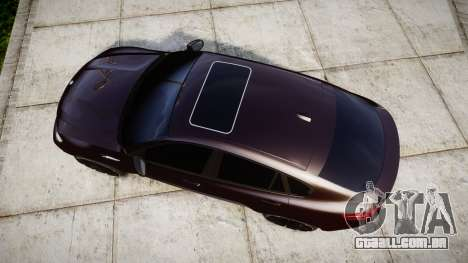 BMW X6M rims2 para GTA 4 vista direita