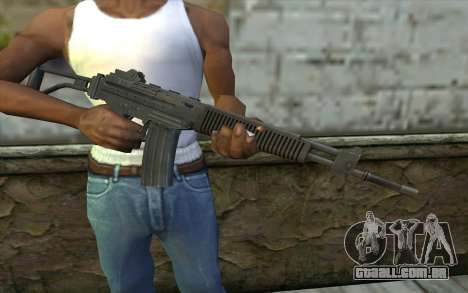 AR70 v2 para GTA San Andreas terceira tela