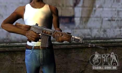 IOFB INSAS from Sniper Ghost Warrior 2 para GTA San Andreas terceira tela