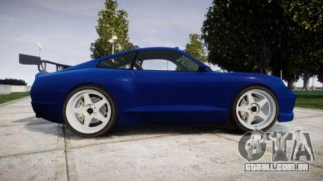 Pfister Comet Turbo v2.0 para GTA 4 esquerda vista