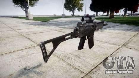 Máquina SS2-V1 para GTA 4 segundo screenshot