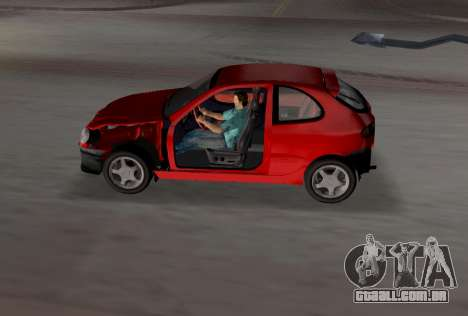 Daewoo Lanos Esporte EUA 2001 para o motor de GTA Vice City
