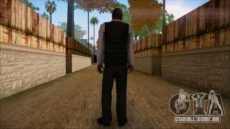 GTA 5 Online Skin 9 para GTA San Andreas segunda tela
