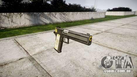 A Arma Tony Montana para GTA 4