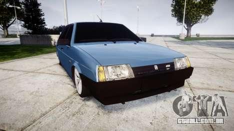 UTILIZANDO-Lada 2109 1500i para GTA 4