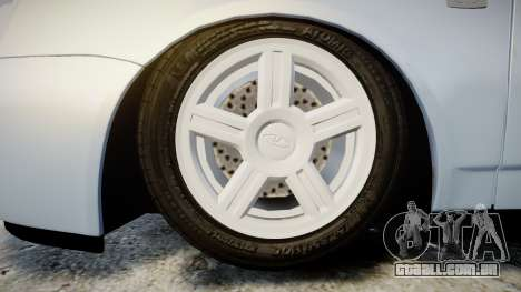 ВАЗ-Lada 2170 Priora Lâmpada para GTA 4 vista de volta