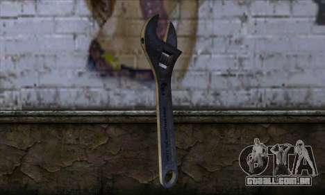 Chave para GTA San Andreas