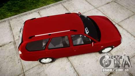 ВАЗ-2171 INSTALADO Antes rims1 para GTA 4 vista direita