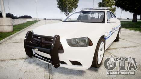 Dodge Charger RT [ELS] Liberty County Sheriff para GTA 4