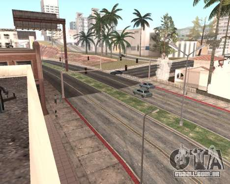 Textura Los Santos de GTA 5 para GTA San Andreas décima primeira imagem de tela
