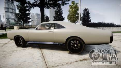 Imponte Dukes Supercharger para GTA 4 esquerda vista