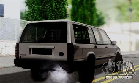 Volvo 940 para GTA San Andreas esquerda vista
