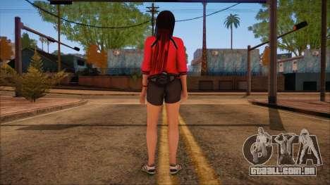 Modern Woman Skin 14 para GTA San Andreas segunda tela