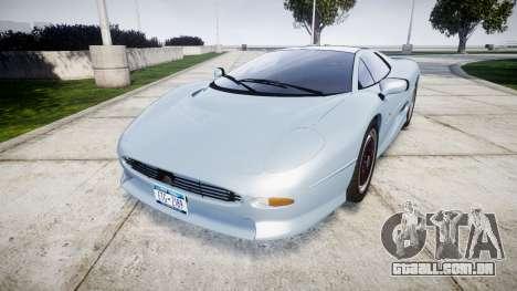 Jaguar XJ220 1992 [EPM] para GTA 4