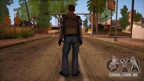 VIP from Counter Strike Condition Zero para GTA San Andreas segunda tela