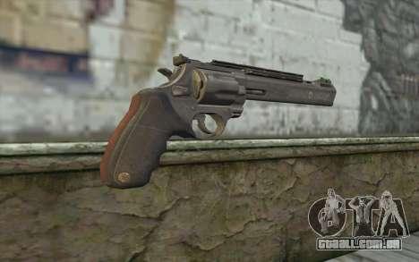 Magnum from COD: Ghosts para GTA San Andreas segunda tela