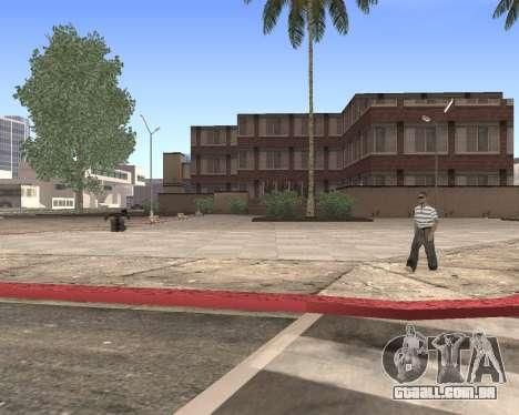 Textura Los Santos de GTA 5 para GTA San Andreas twelth tela
