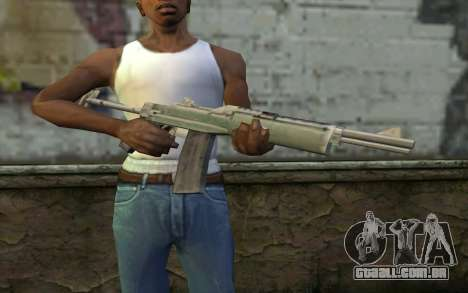 Gun from GTA Vice City para GTA San Andreas terceira tela