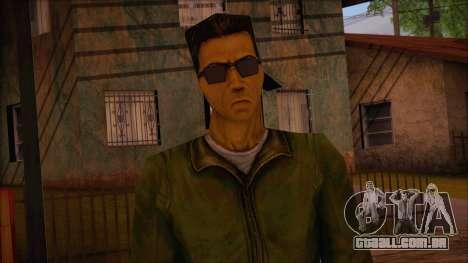 Leet from Counter Strike Condition Zero para GTA San Andreas terceira tela
