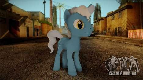 Pokeypierce from My Little Pony para GTA San Andreas