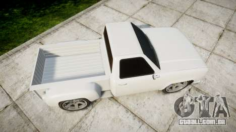 Vapid Bobcat Badass para GTA 4 vista direita