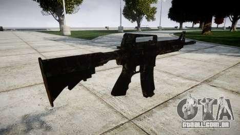A carabina M4 CQB para GTA 4 segundo screenshot