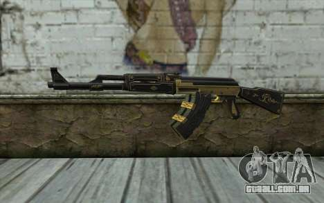 AK47 from PointBlank v1 para GTA San Andreas