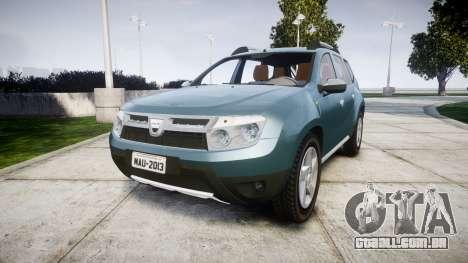 Dacia Duster 2013 para GTA 4