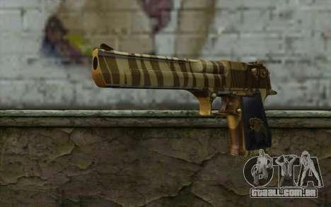 Desert Eagle Gold v1 para GTA San Andreas