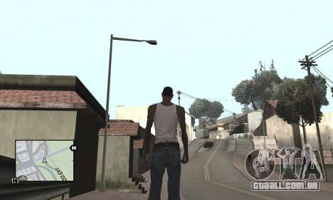 Colormod by Tego Calderon para GTA San Andreas