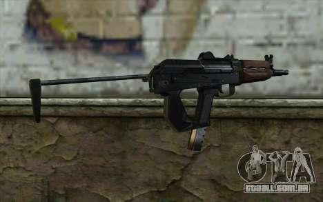 Arma De Chita para GTA San Andreas segunda tela