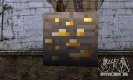 Bloco (Minecraft) v8 para GTA San Andreas