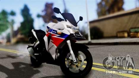 Honda CBR150FI para GTA San Andreas