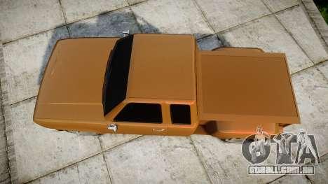 Vapid Bobcat Badass extended para GTA 4 vista direita