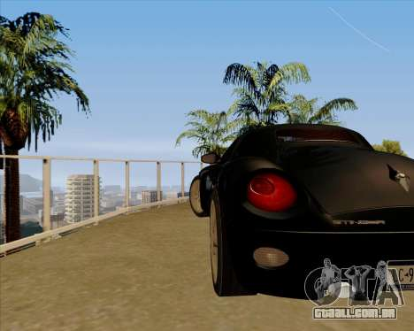 Stinger para GTA San Andreas vista direita