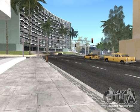 Textura Los Santos de GTA 5 para GTA San Andreas sétima tela