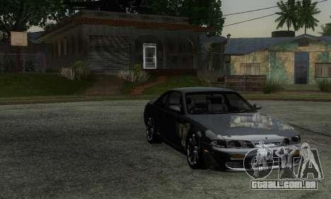 Nissan Silvia S14 Zenki Drift para GTA San Andreas
