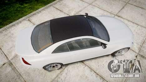 GTA V Ubermacht Zion XS para GTA 4 vista direita