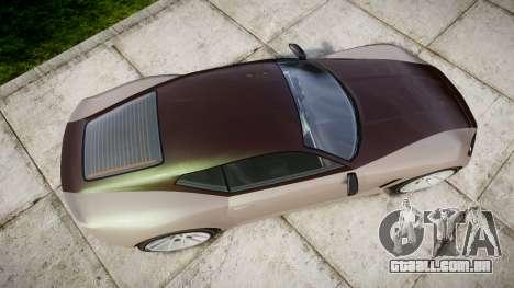 GTA V Lampadati Furore GT para GTA 4 vista direita