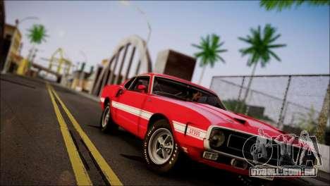 Grizzly Games ENB v1.0 para GTA San Andreas segunda tela