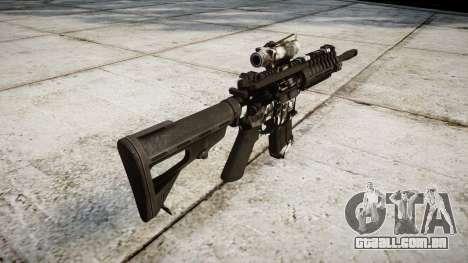Máquina P416 ACOG PJ3 para GTA 4 segundo screenshot