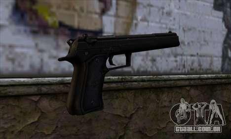Grammaton Cleric Beretta v1 para GTA San Andreas segunda tela