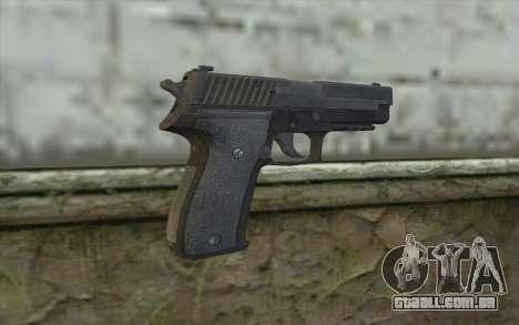 P226 from COD: Ghosts para GTA San Andreas segunda tela